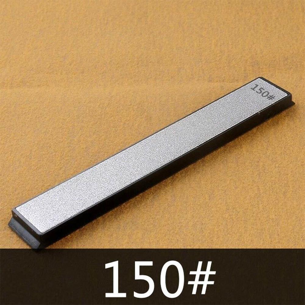 Whetstone Diamond Kitchen Scissors Razors Knife Sharpener Kitchen Accessories 16.2*2.3cm 150#