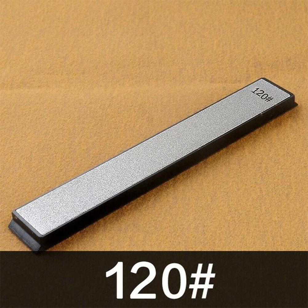 Whetstone Diamond Kitchen Scissors Razors Knife Sharpener Kitchen Accessories 16.2*2.3cm 120#