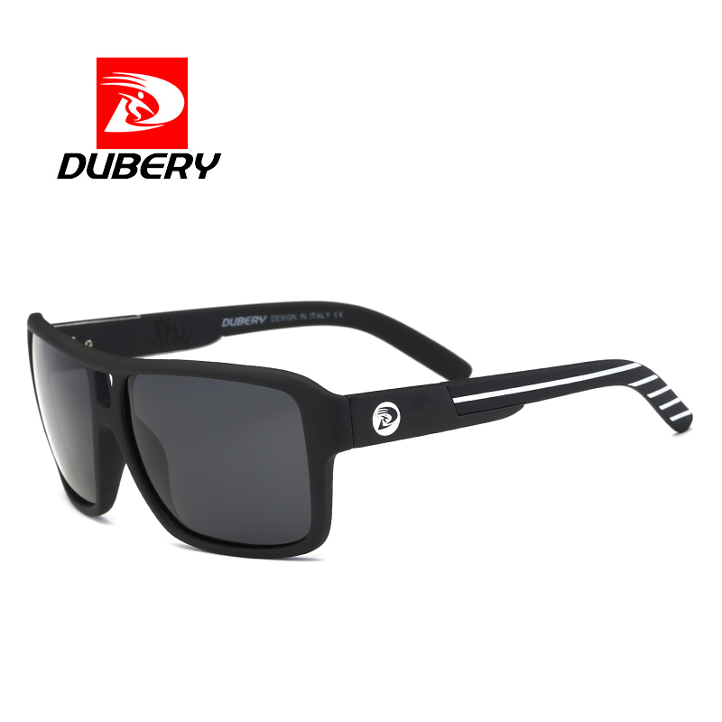 DUBERY UV400 Polarized Sunglasses - Color 1