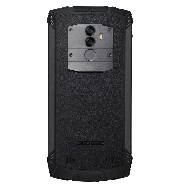 PreorderDoogee S55 Android Phone - Android 8.0 5.5inch HD Screen, IP68, Octa-Core, 64GB ROM, Dual Camera (Black)