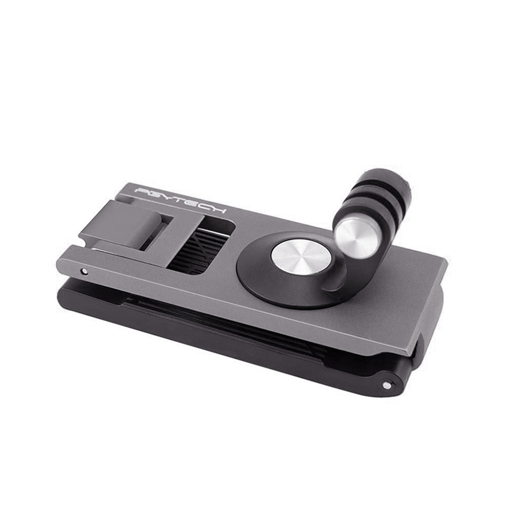 Camera Strap Fixed Base for Dajiang Oedo OSMOPOCKET / ACTION Universal Backpack Clip Black