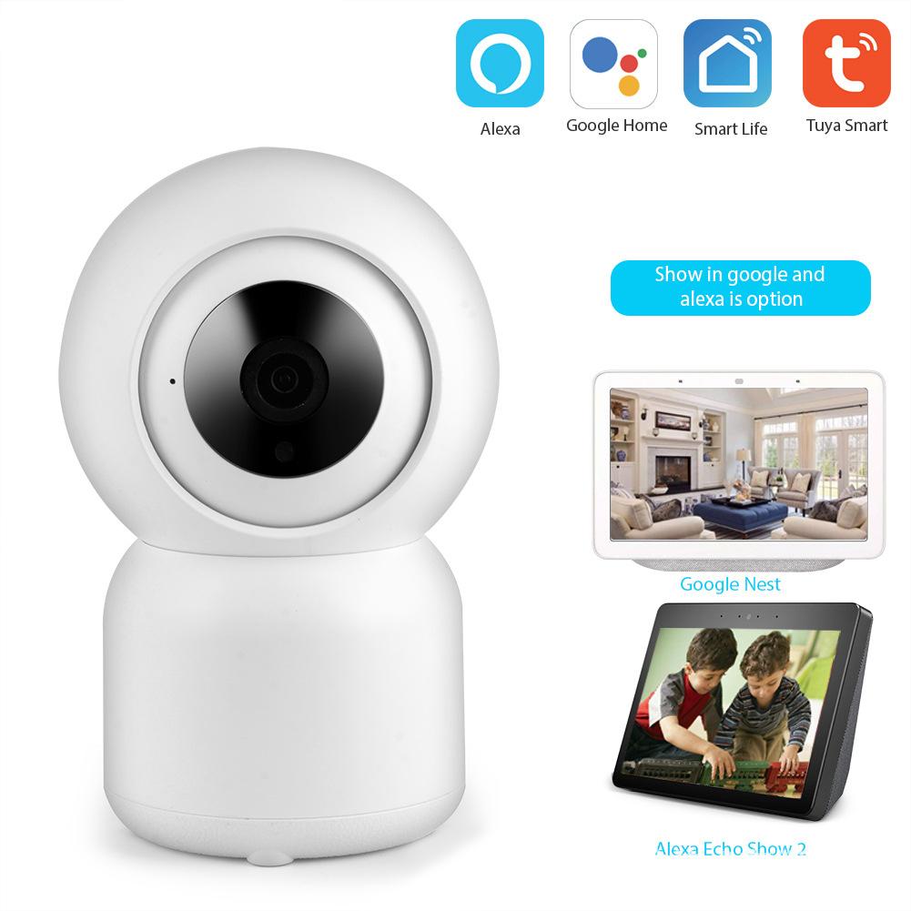 Home Use Camera Intelligent Wireless Wifi 1080P High Definition Control Monitor AU Plug