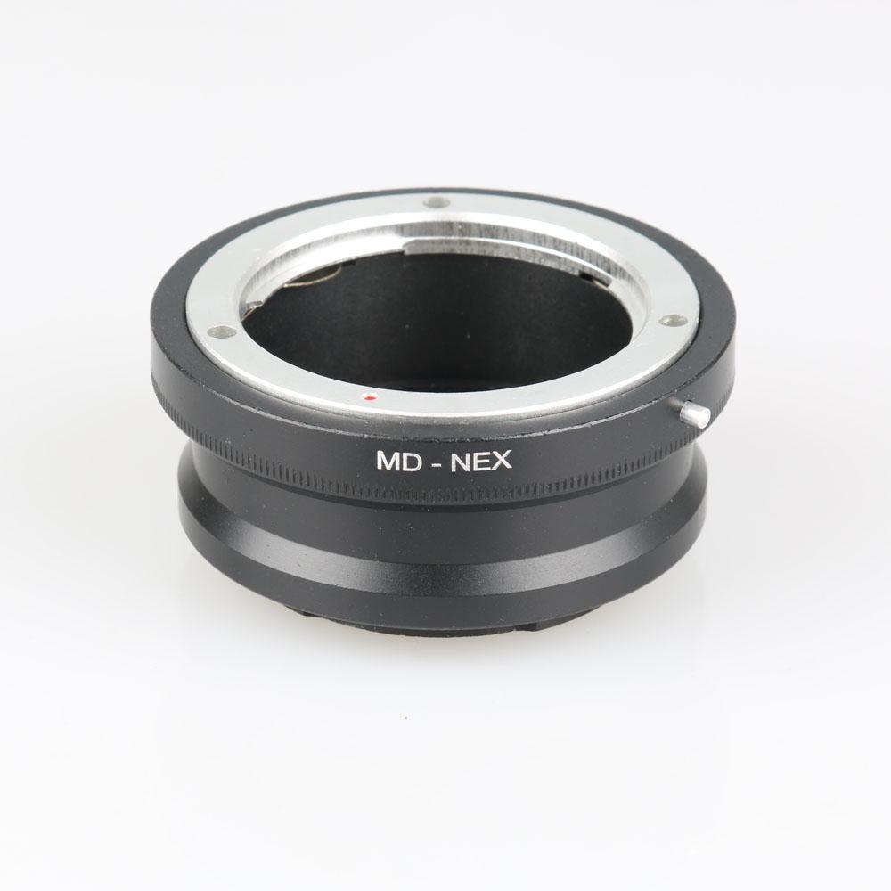 MD-NEX lens Adapter FOR Minolta MD lens FOR Sony NEX E mount cameras high-precision Minolta MD - Sony NEX3 / NEX5 NEX black