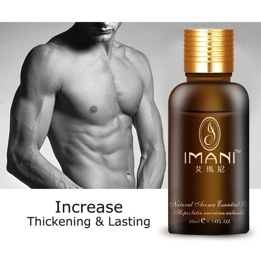 Massage Essential Oil Men Growth Maca Oil For Bigger 10ml