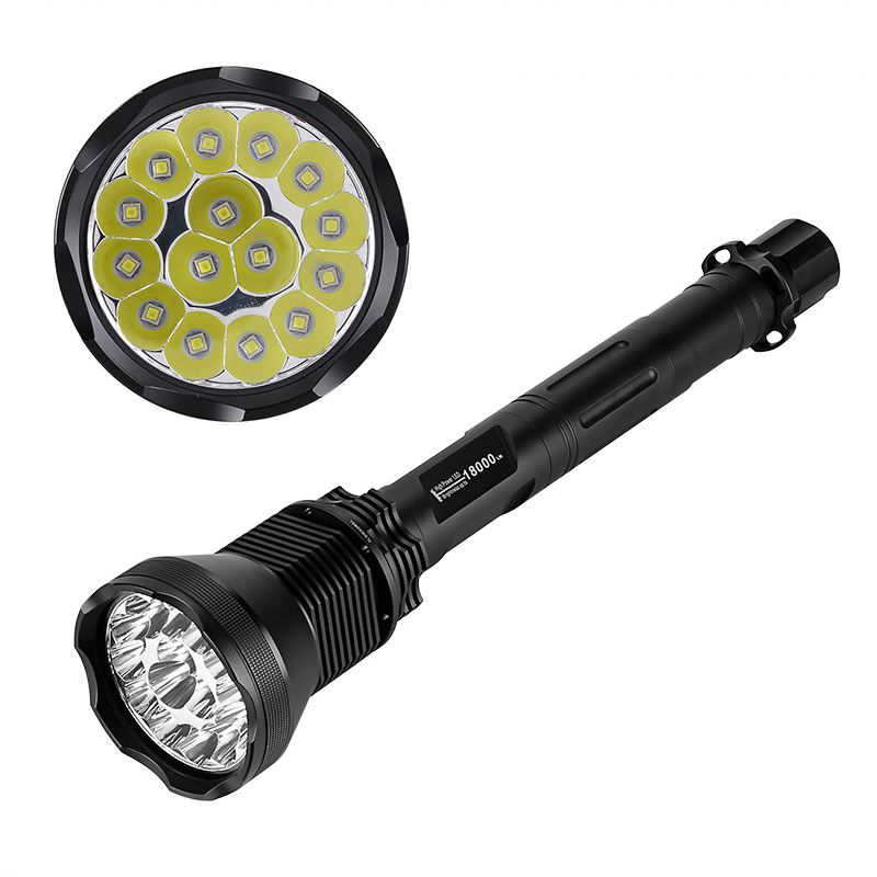 18000 Lumen Flashlight