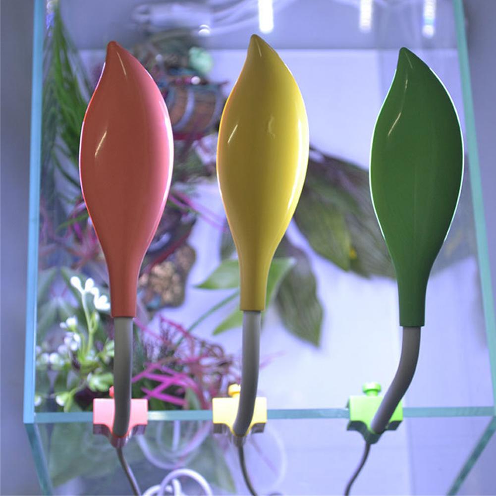 Usb Leaf Shape Light Mini Tortoise Bowl Led Light With Clip White Light All white_usb clip light (green)