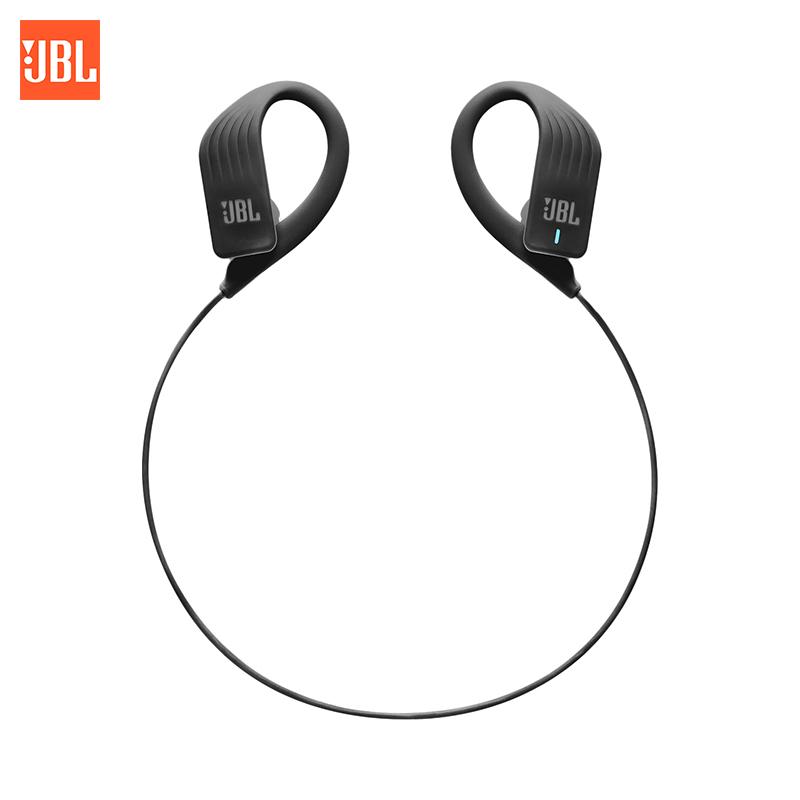 Original JBL Endurance Sprint Bluetooth Earphone Sport Wireless Headphones Magnetic Sports Headset Support Handfree Call with Microphone black