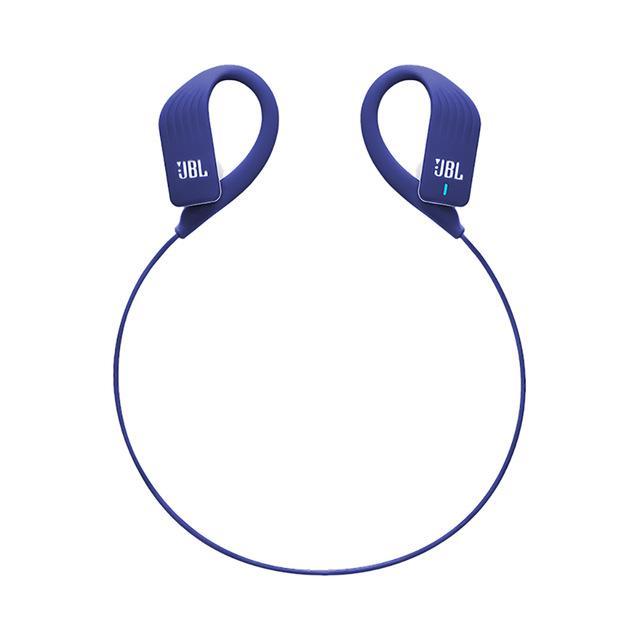 Original JBL Endurance Sprint Bluetooth Earphone Sport Wireless Headphones Magnetic Sports Headset Support Handfree Call with Microphone blue