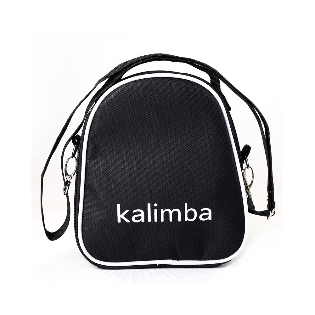 17 / 15 / 10 Key Universal Storage Portable Bag Thumb Piano Kalimba Soft Case  black