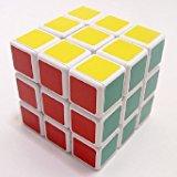 [US Direct] Shengshou 3x3x3 Puzzle Cube White
