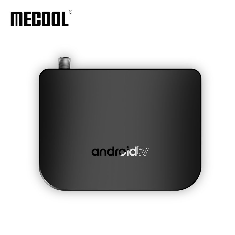 MECOOL M8S PLUS DVB S2 TV Box - AU Plug