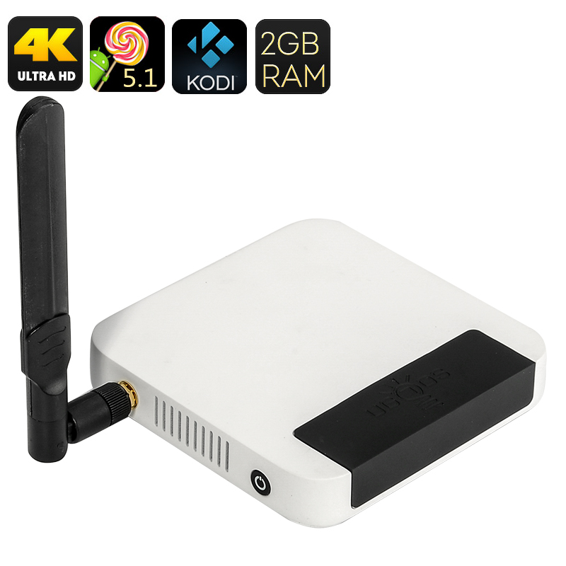 UGOOS UT4 Android TV Box