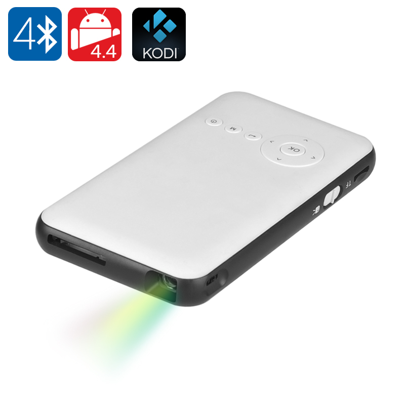 Wholesale android 4 4 mini dlp projector from china for Which mini projector