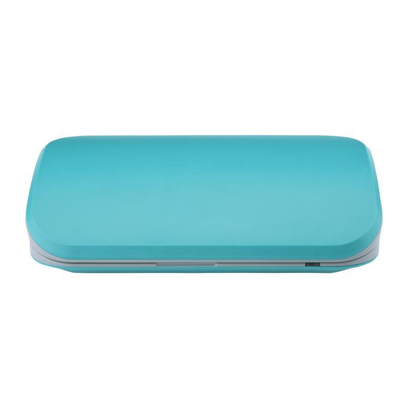 UV Smartphone Sanitizer Toothbrush Jewelry Mask Cosmetics UV Light Disinfector Green