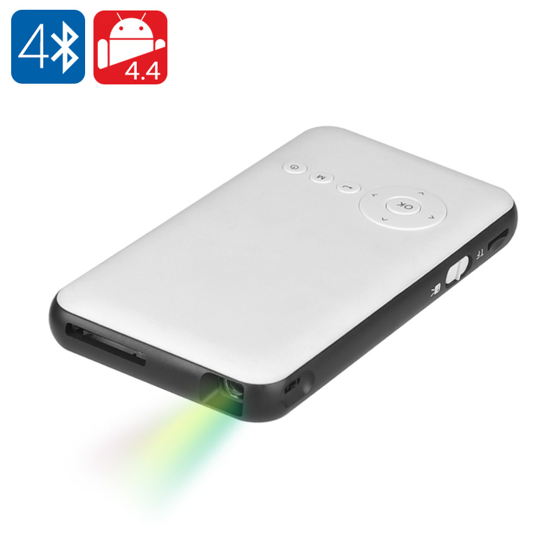Android 4.4 Mini DLP Projector