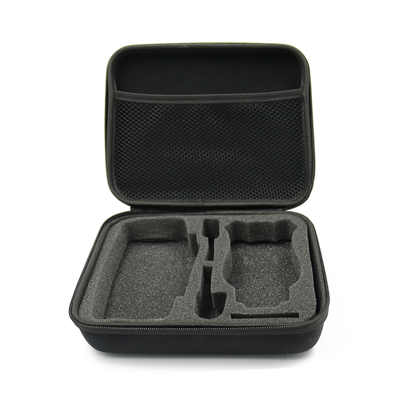 Waterproof Portable EVA Hard Handbag Storage Bag Carrying Case for  E58 RC Drone Quadcopter as shown