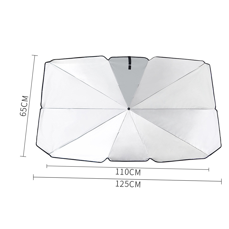 Car Sun Shade  Protector  Parasol Auto  Front Window Sunshade Covers  Car Sun Protector  Interior Windshield  Protection Accessories small