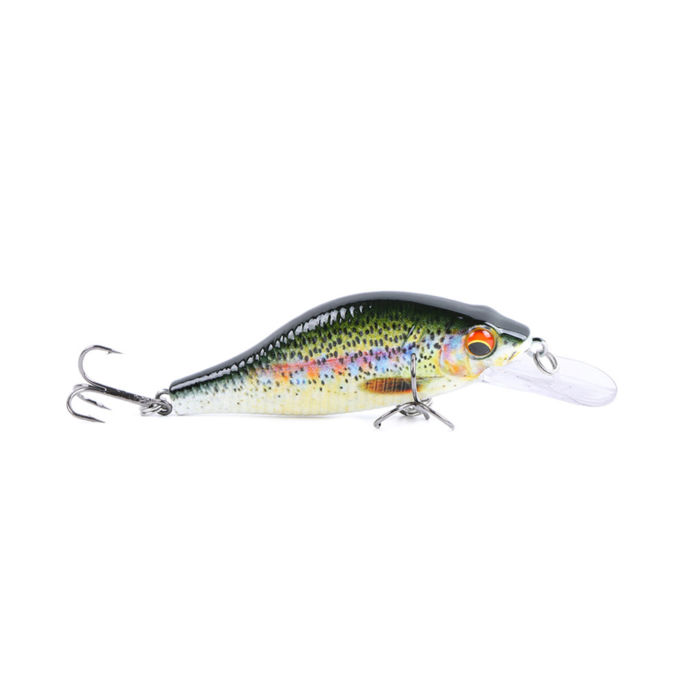 85mm/10.5g Fishing Fake Floating Bait Long Distance Water Bionic Lures Baits