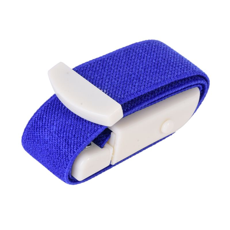 Emergency Tourniquet with Buckle Quick Slow Release Camping Medical Paramedic Sport Survival Gear SOS Rescate Blood Bend blue_2.5cm*40cm