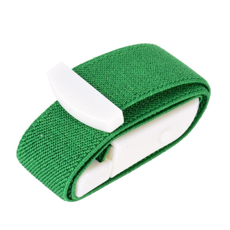 Emergency Tourniquet with Buckle Quick Slow Release Camping Medical Paramedic Sport Survival Gear SOS Rescate Blood Bend green_2.5cm*40cm