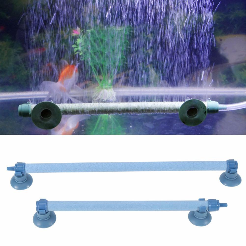 10 inch Fish Tank Aquarium Air Stone Bubble Wall Aeration Tube Oxygen Pump 10 inches