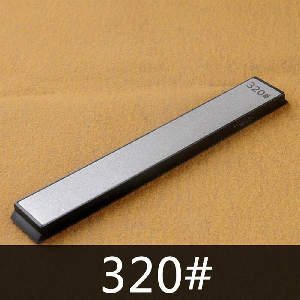 Whetstone Diamond Kitchen Scissors Razors Knife Sharpener Kitchen Accessories 16.2*2.3cm 320#