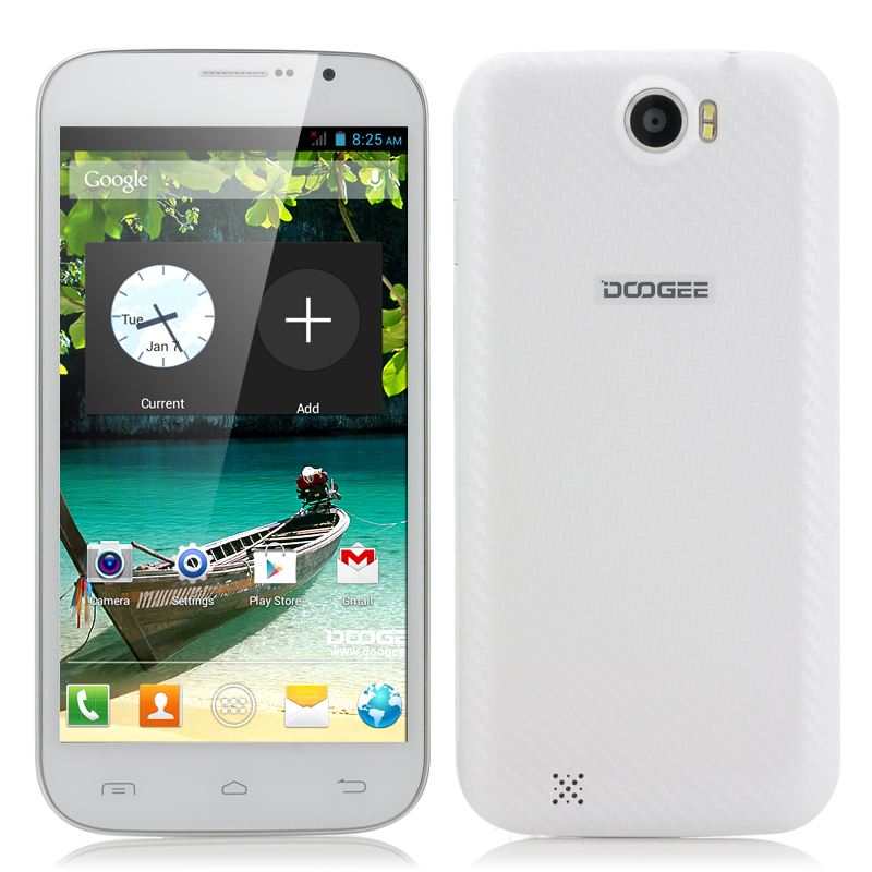 DOOGEE BIGBOY 6 Inch 3G Android Phone (W)