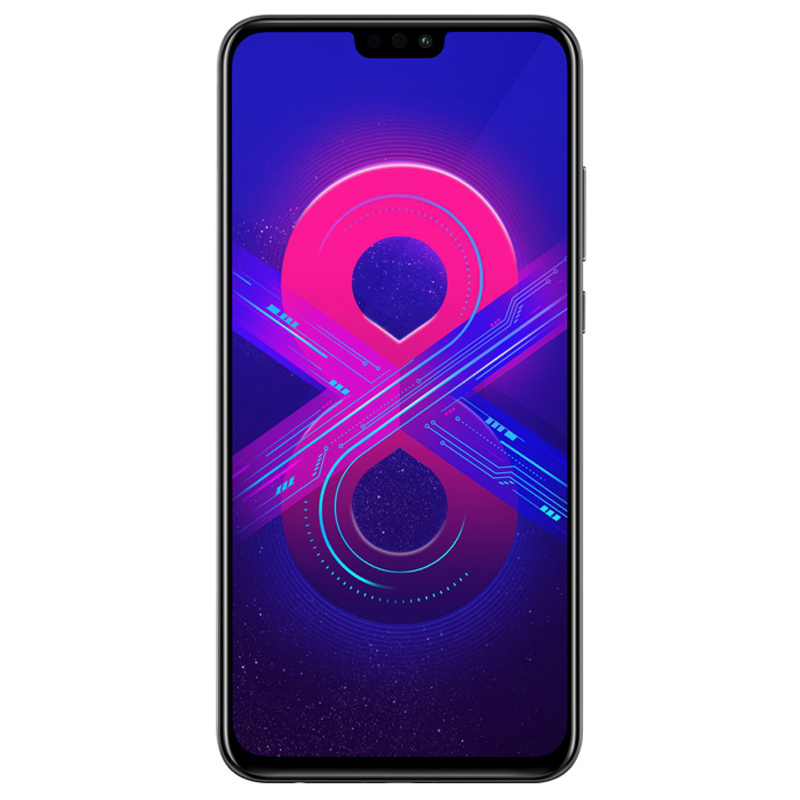 HUAWEI Honor 8X Android Smartphone Black
