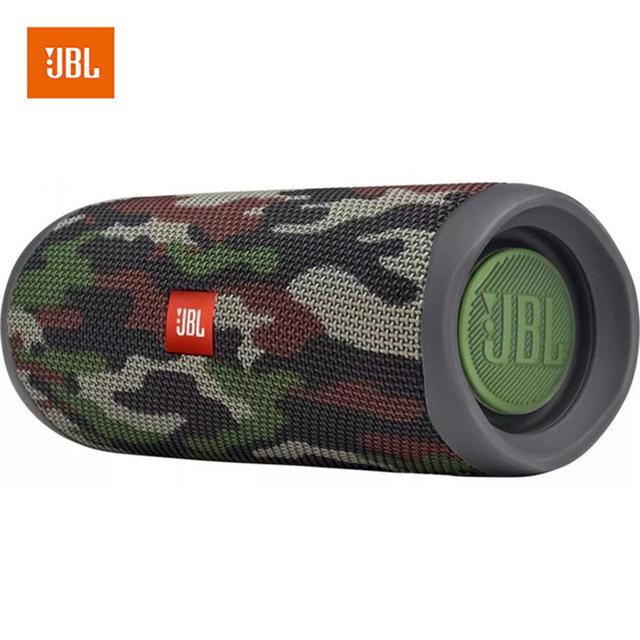 Bluetooth Speaker Mini Portable Ipx7 Waterproof Wireless Outdoor Stereo Bass Music Speaker Camouflage