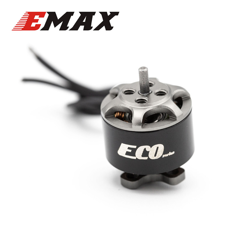 EMAX ECO 1106 2~3S 4500KV 6000KV CW Brushless Motor For FPV Racing Drone RC Quadcopter Multicopter Spare Parts Accs 6000KV KSX3829