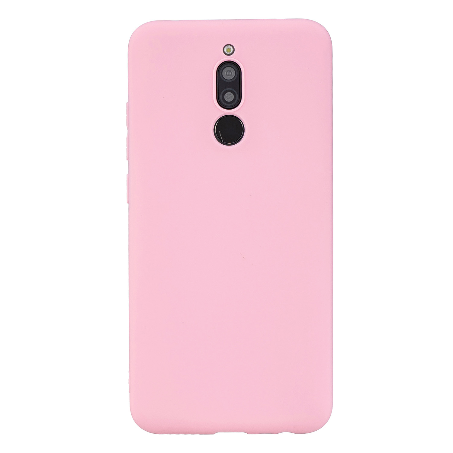For Redmi 8 8A note 8T TPU Back Cover Soft Candy Color Frosted Surface Shockproof TPU Mobile Phone Protective Case 5