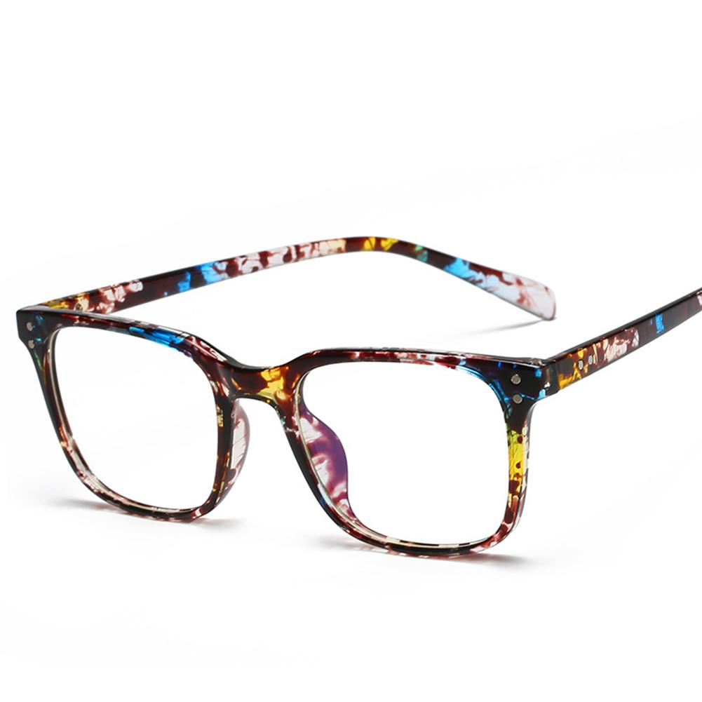 Unisex Retro Lightweight Anti-blue-ray Fashion Sunglasses