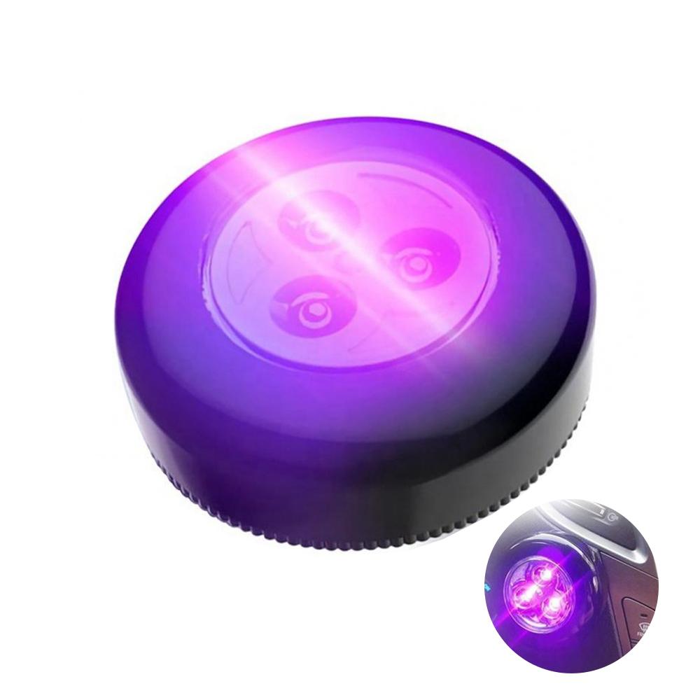 Sterilization Lamp Portable Ultraviolet Germicidal Light for Home Cabinet Car 1pcs