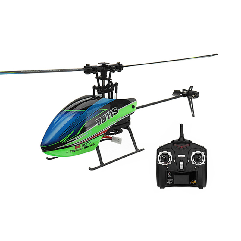 WLtoys RC Helicopter RTF