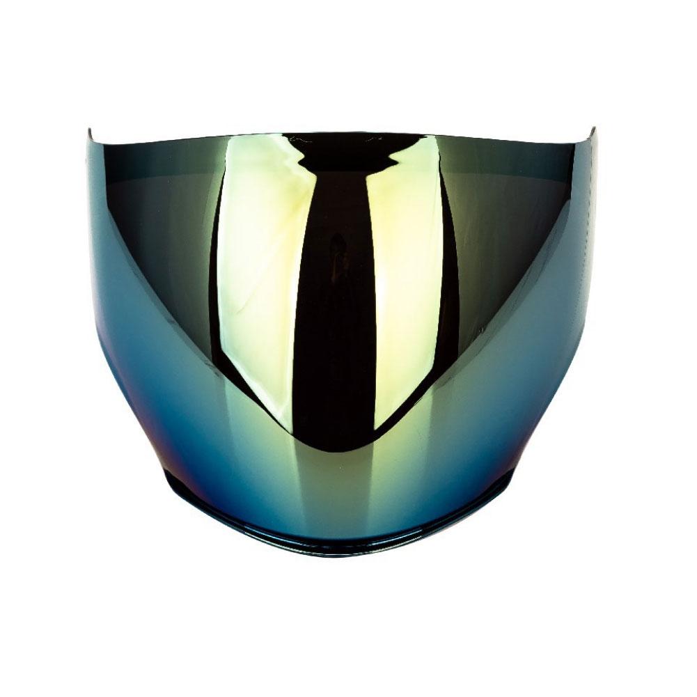 Helmet  Glass For Nfj Helmet Kyt Nfj Helmet Visor Gold