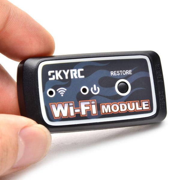SKYRC SK-600075 WiFi Module Compatible with Imax B6 Mini B6AC V2 default