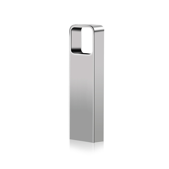 8GB USB Flash Drive Silver