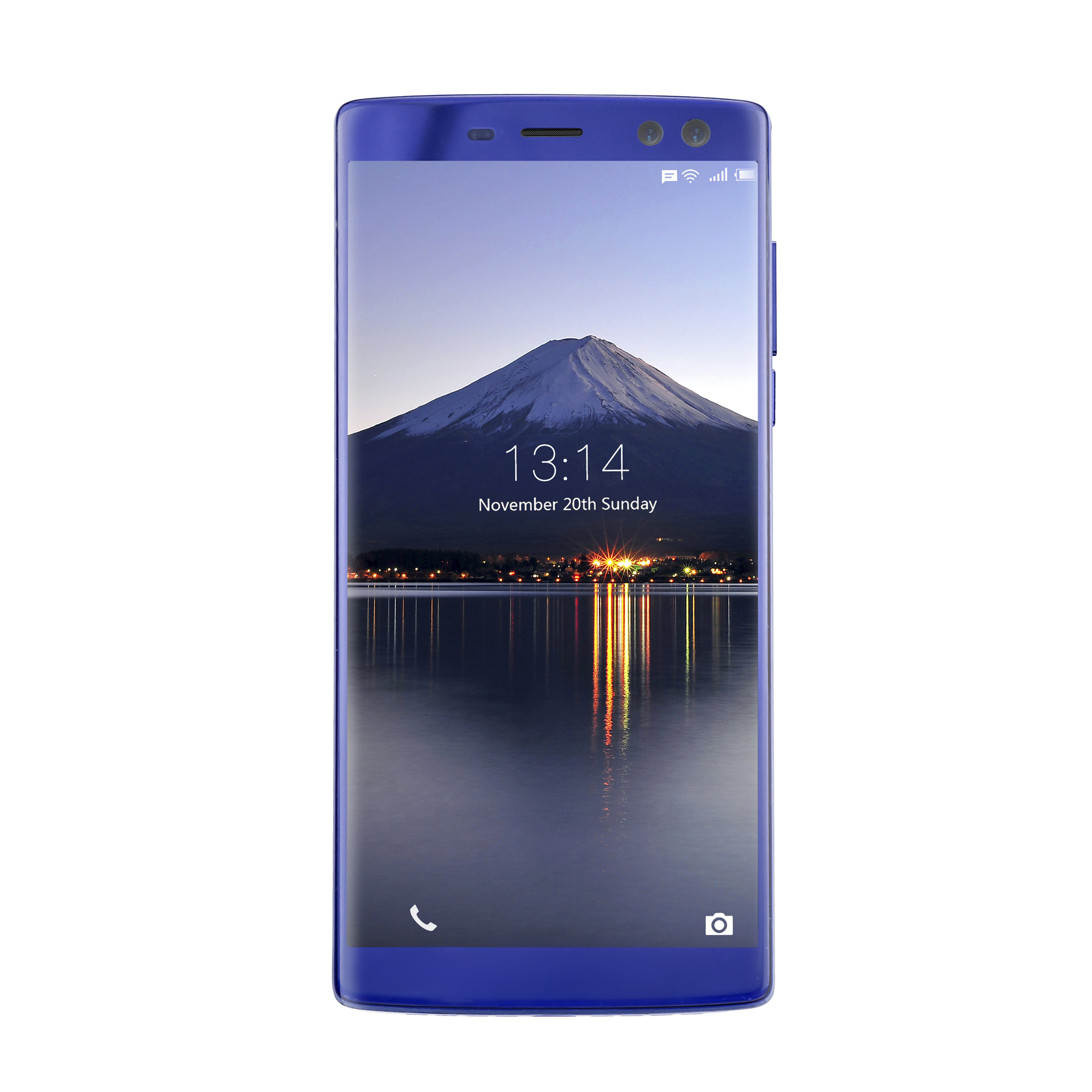 DOOGEE BL12000 Blue Smart Phone