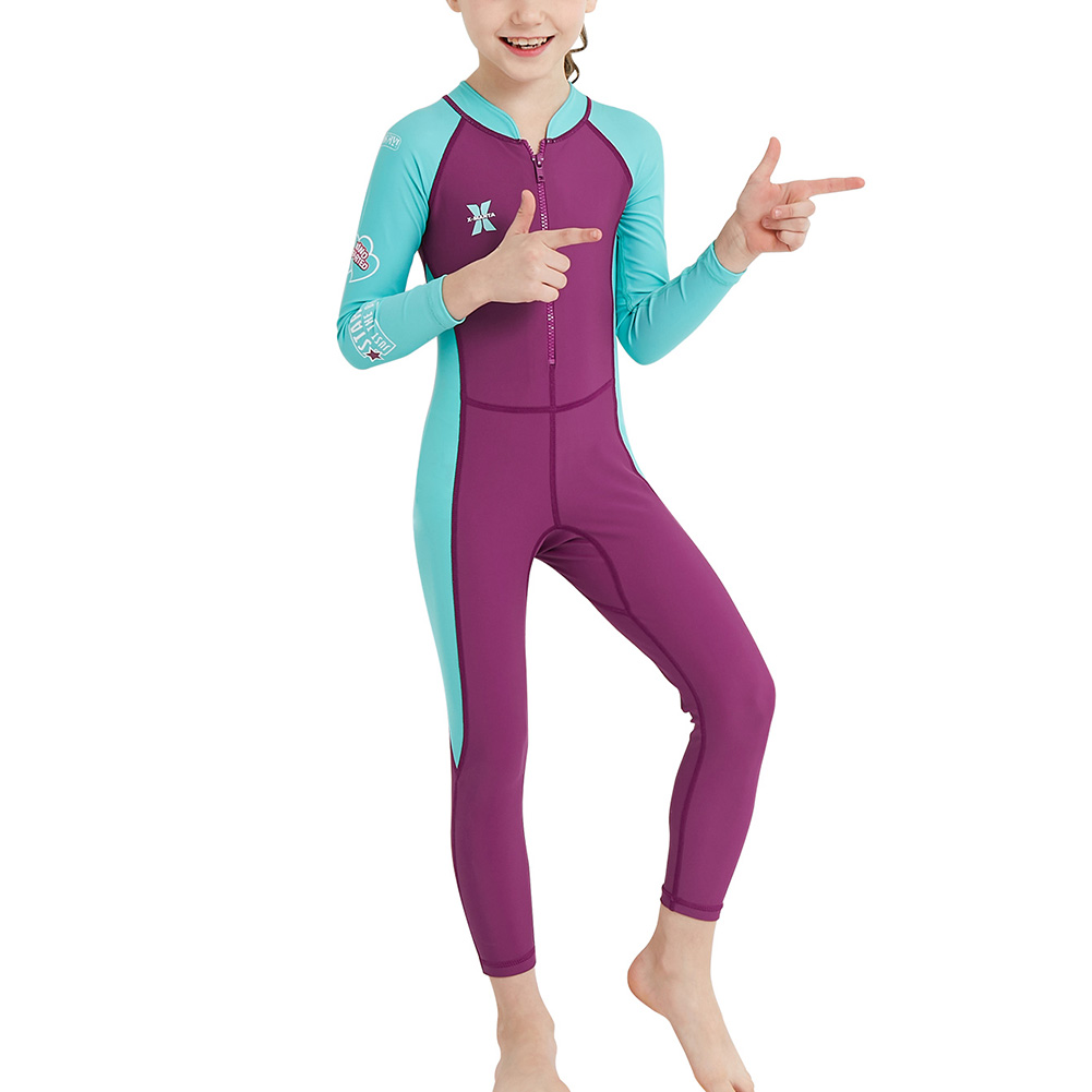 UV Protection Kids Diving Wetsuit