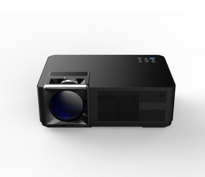 Smart LCD Projector