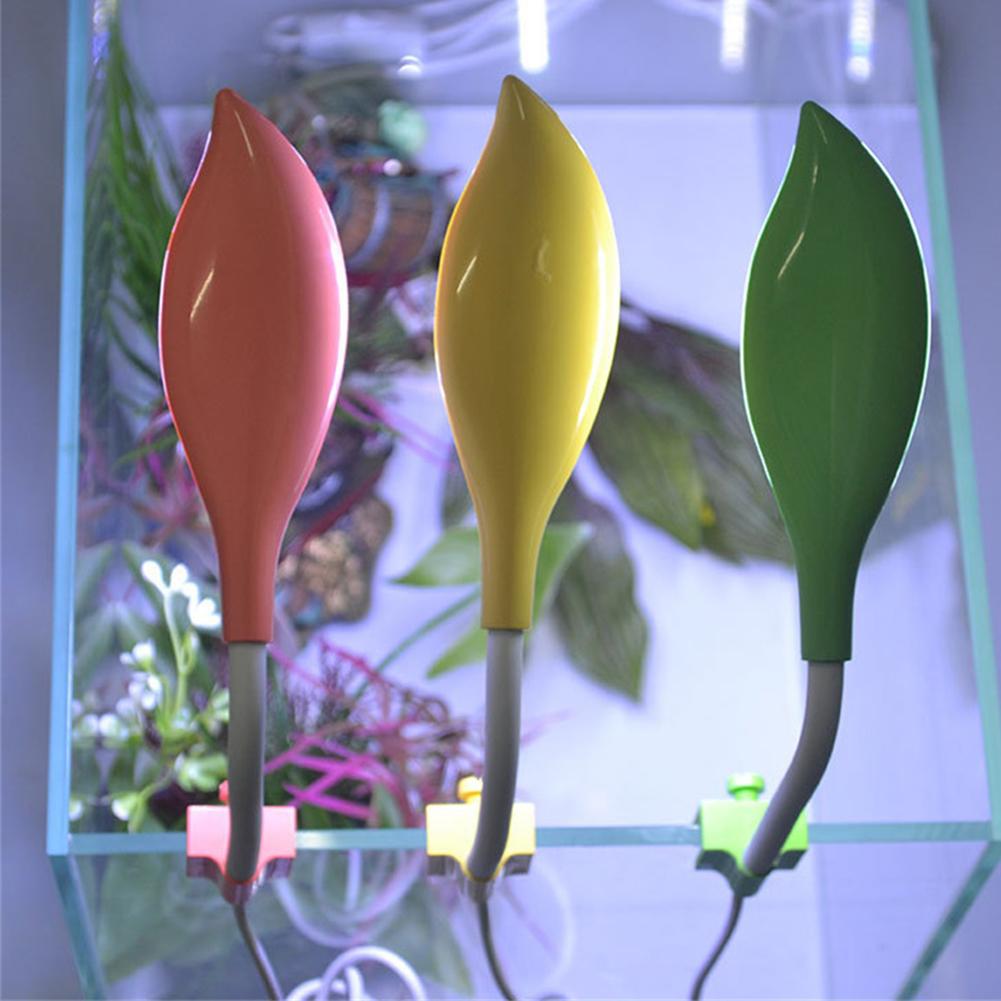 Usb Leaf Shape Light Mini Tortoise Bowl Led Light With Clip White Light All white_usb clip light (orange)