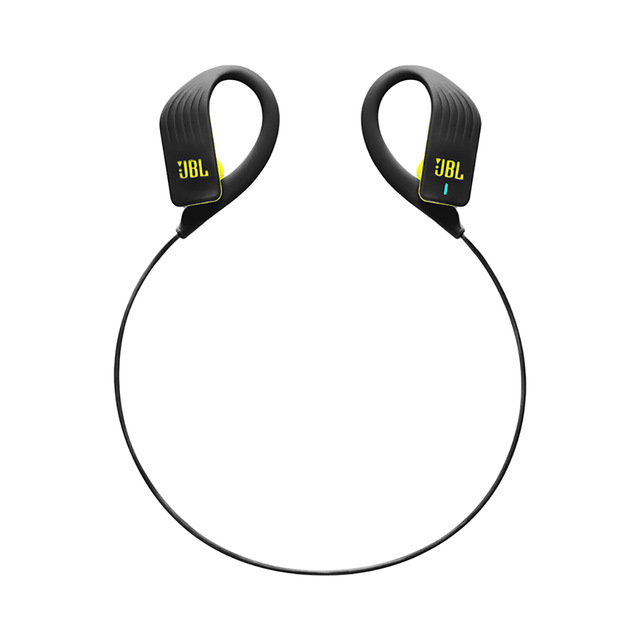 JBL-Endurance Sprint Bluetooth Earphone Sport Wireless Headphones Magnetic Sports Headset Support Handfree Call with Microphone yellow