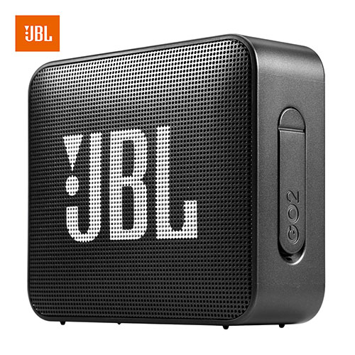 JBL GO2 Wireless Bluetooth Speaker Waterproof Outdoor Portable Car Sports Bass Sound with Mic black