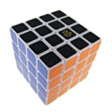 [US Direct] NEW! MF8 + Dayan 4x4 Speed Cube Puzzle White