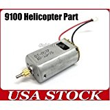 [US Direct] Double Horse 9100 Helicopter Spare Part Main Motor 9100-10