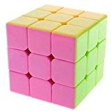 [US Direct] 3x3x3 Stickerless MoYu YuLong Speedcube Rubik`s Cube Puzzle