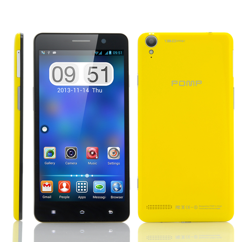 POMP C6 5.5 Inch Android Mobile Phone (Y)