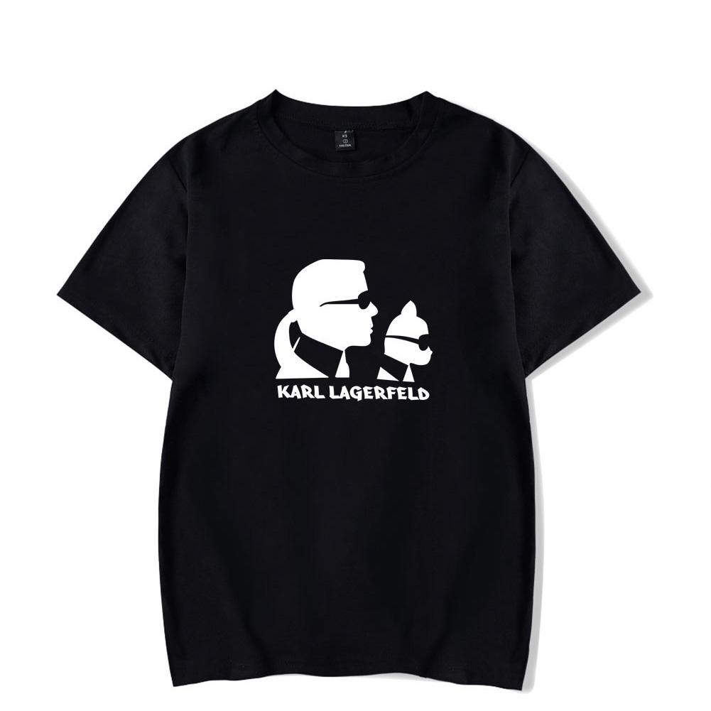 Men Women Fashion Printing Casual Short Sleeve T-shirt A_XXL