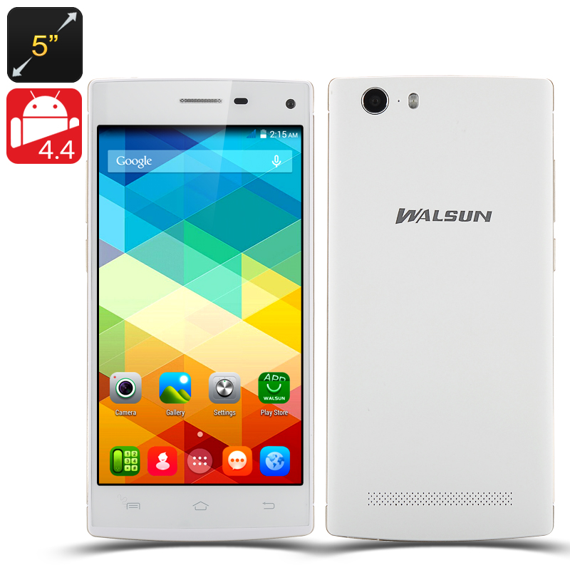 Walsun Finder Pro Phone (White)
