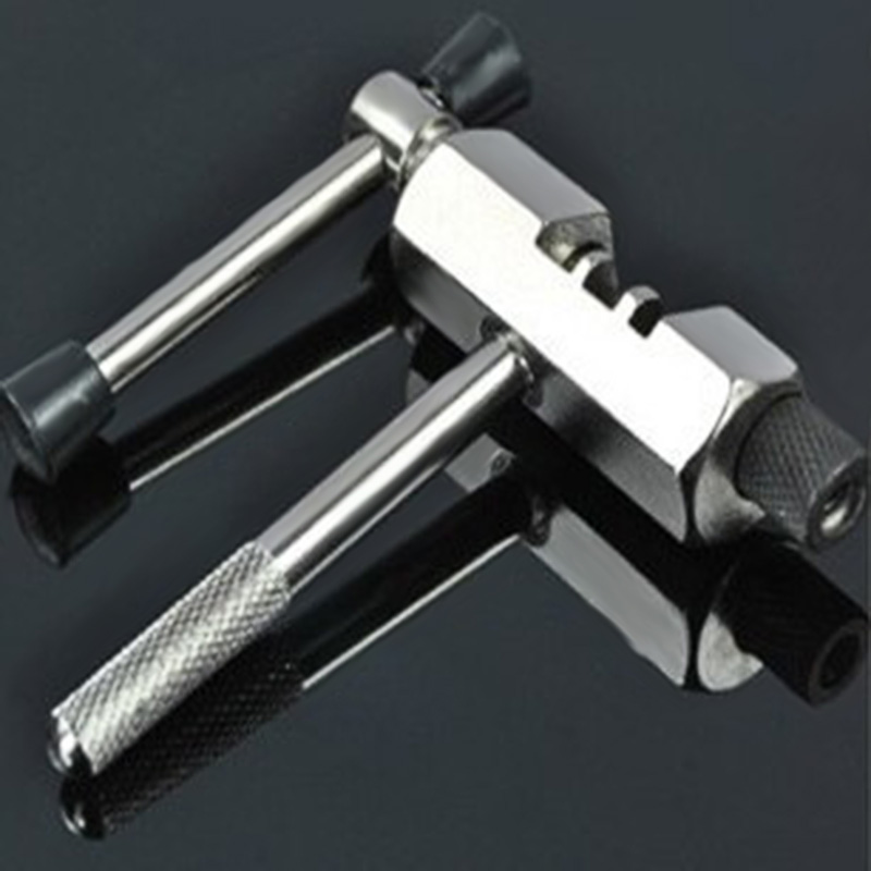Bike Biaxial Chain Repair Tool Bicycle Chain Splitter Cutter Breaker for Variable Speed Chains